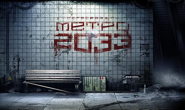 Premiera Metro 2033 już za tydzień!