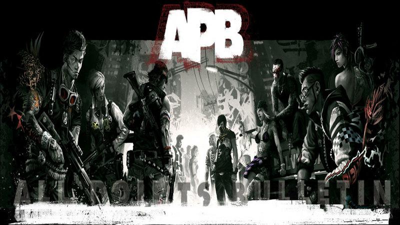 APB - wprowadzenie w miasto bezprawia