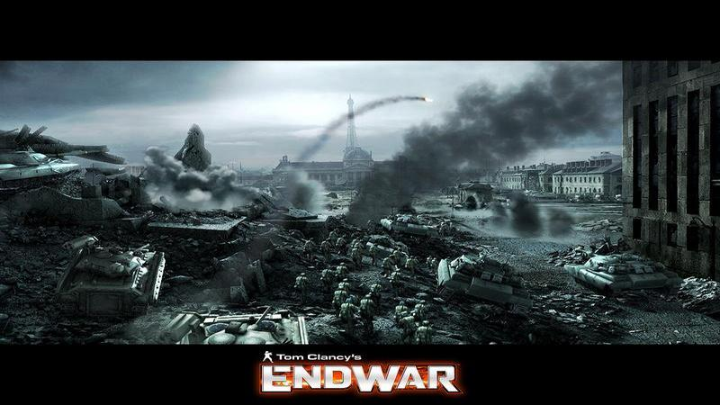 Tom Clancy's EndWar - V1.0 Plus 6 Trainer By KelSat (PC)