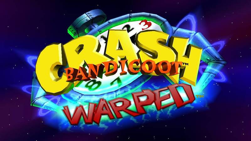 Kody do Crash Bandicoot 3: Warped (PSX)
