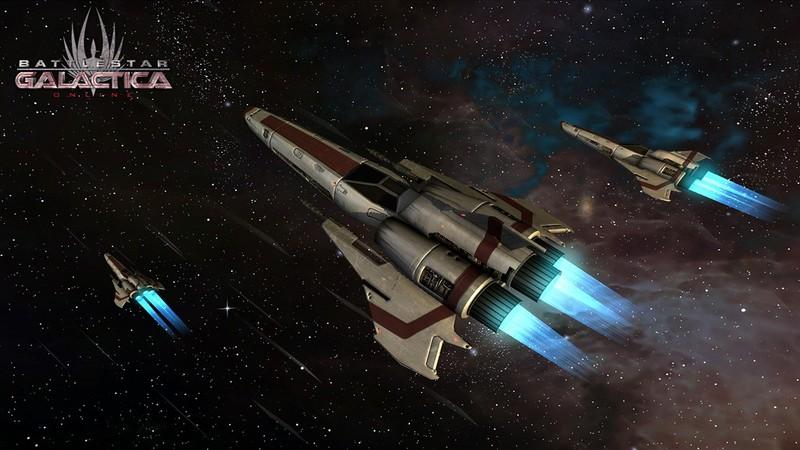 Battlestar Galactica Online - trailer