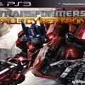 Transformers: Fall of Cybertron (PS3) kody