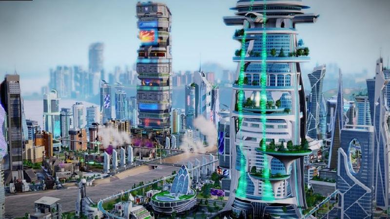 SimCity: Miasta Przyszłości - ZWIASTUN