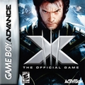 X-Men: The Official Game (GameBoy Advance) kody
