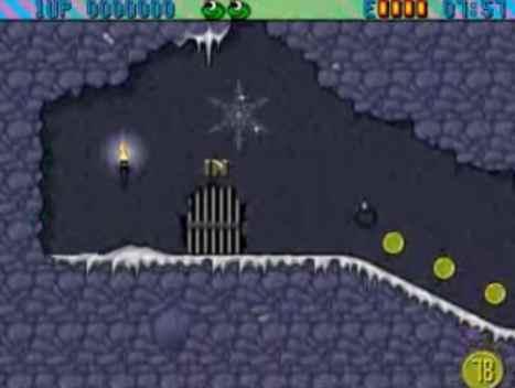 Superfrog - Gameplay z kilku poziomów