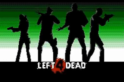 Pixel Force: Left 4 Dead - Gameplay (No Mercy)