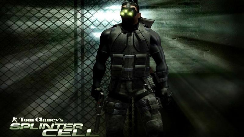 Kody do Tom Clancy's Splinter Cell (PC)