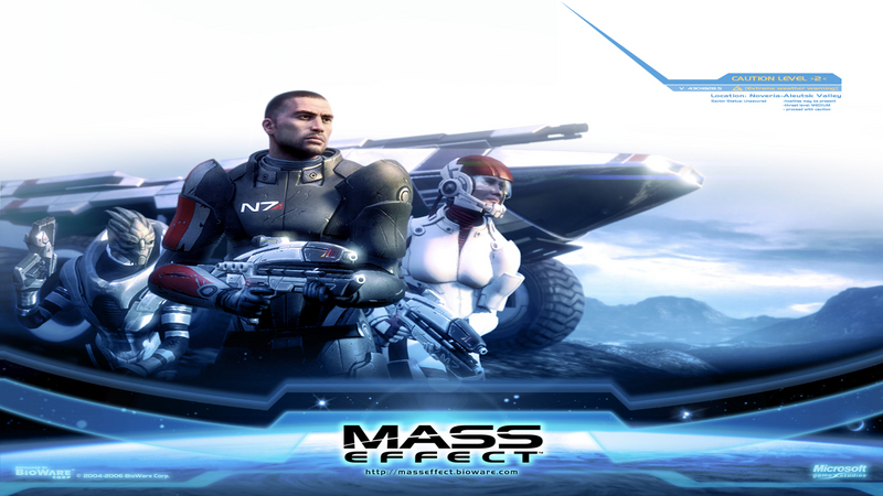 Mass Effect - Plus 6 Trainer (PC)