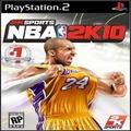 NBA 2K10 (PS2) kody