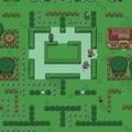 The Legend of Zelda: Pacman