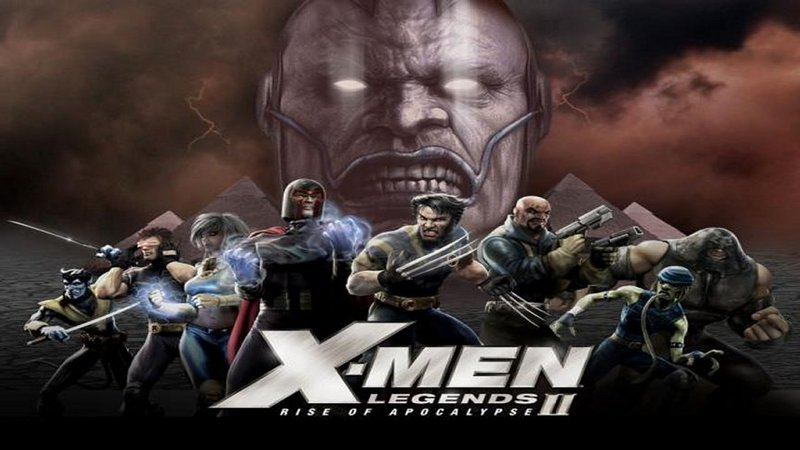Kody do X-Men Legends II: Rise of Apocalypse (PC)