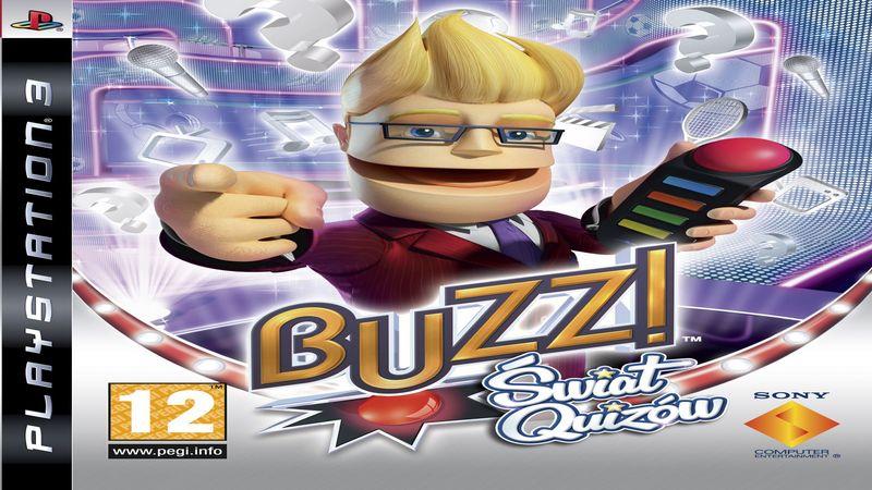 Buzz!: Świat Quizów – nadchodzi!