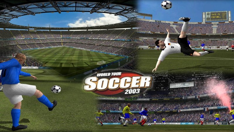 Kody do World Tour Soccer 2003 (PS2)