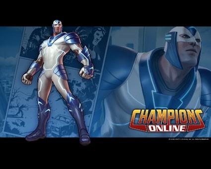 Przetestuj Champions Online za darmo
