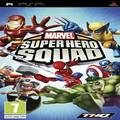 Marvel Super Hero Squad (PSP) kody