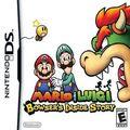 Mario & Luigi: Bowser's Inside Story (NitendoDS) kody