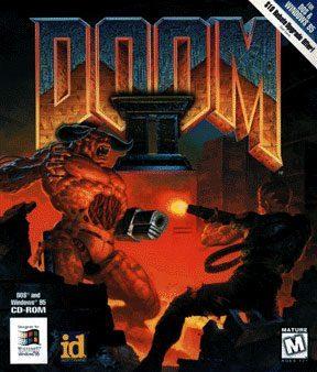 Doom II - gameplay (1 poziom)
