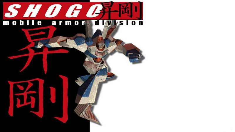 Kody do Shogo: Mobile Armor Division (PC)