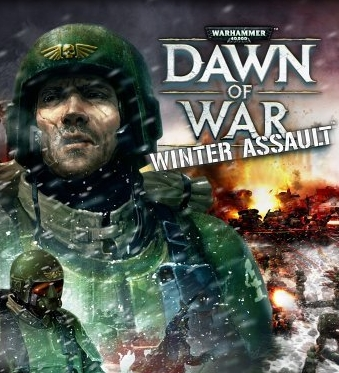 Warhammer 40,000 Dawn of War: Winter Assault (PC) - Prezentacja gry (CD Projekt)