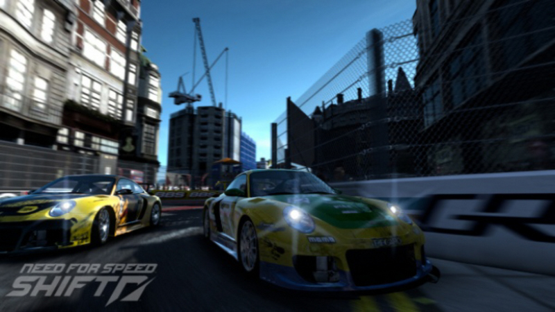 Need for Speed: Shift również na iPhone'a