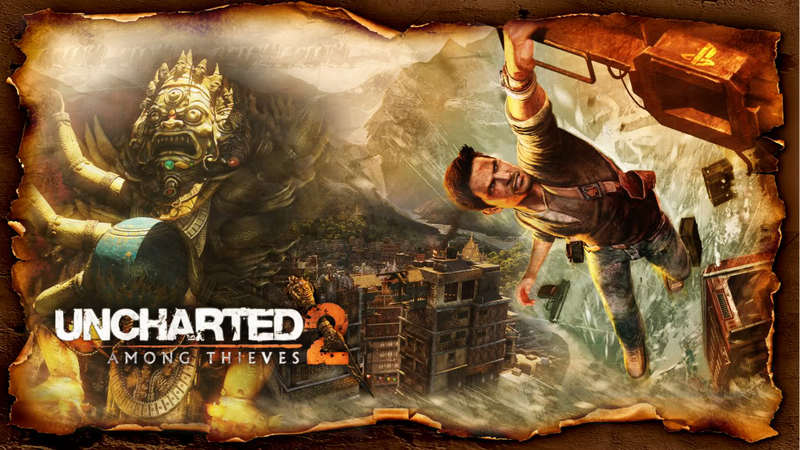 Uncharted 2 - gameplay z targów E3