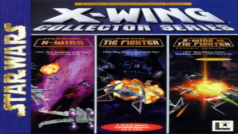 Kody X-Wing Collector's Series (PC)