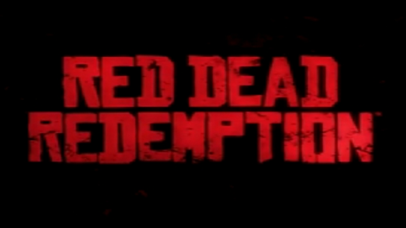 Red Dead Redemption - ingame trailer