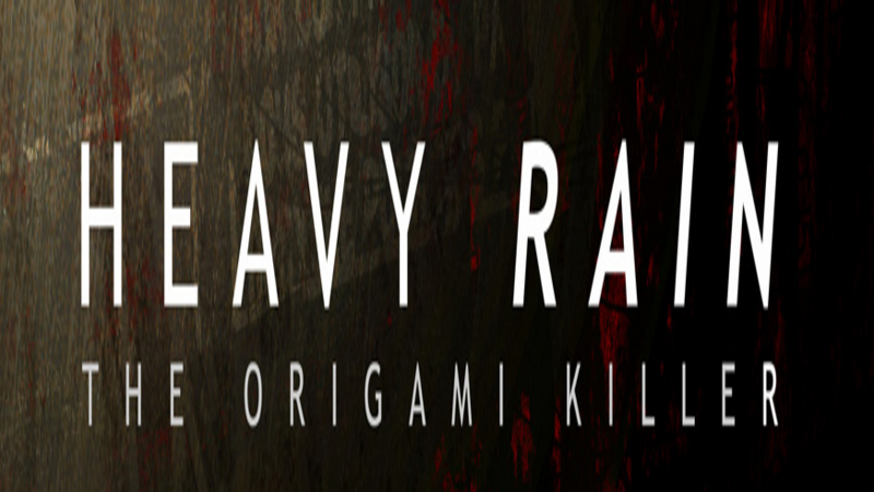 Heavy Rain - teaser trailer