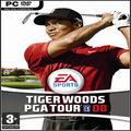 Tiger Woods PGA Tour 08 (PC) kody