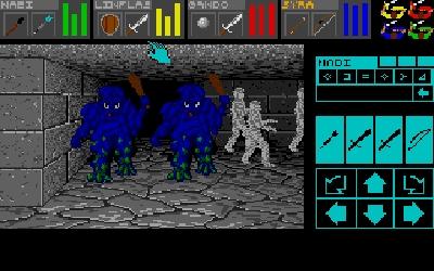 Dungeon Master - pełna wersja (DOS)