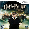 Harry Potter and the Order of the Phoenix (Wii) kody
