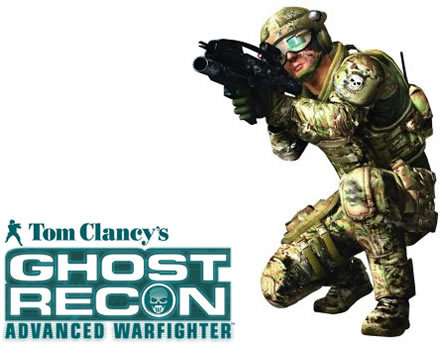 Tom Clancy's Ghost Recon: Advanced Warfighter (2006) - Zwiastun E3 2005