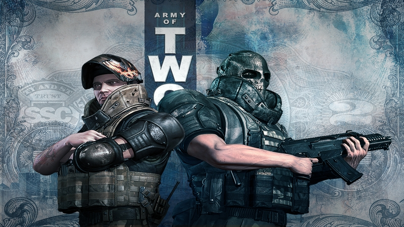 Army of Two - Zwiastun