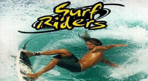 Kody do Surf Riders (PSX)