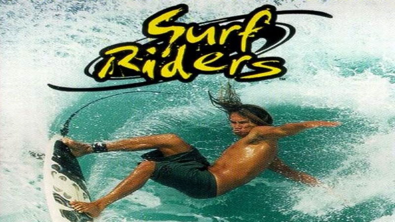 Kody do Surf Riders (PSX)