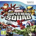 Marvel Super Hero Squad (Wii) kody