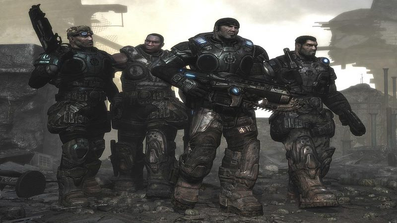 Gears of War - Mad World Trailer