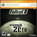 Fallout 3: Mothership Zeta (Xbox 360) kody
