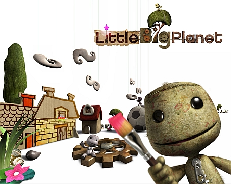 LittleBigPlanet - Trailer (Pirates of the Caribbean Premium Level Kit)