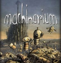 Machinarium - Trailer (Gameplay)