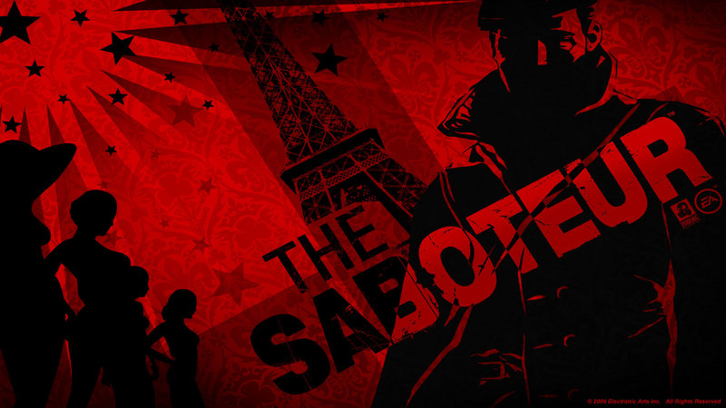 Kody do The Saboteur (PC)
