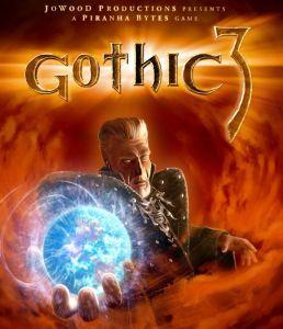 Gothic 3 - sountrack (Myrthana Explore)