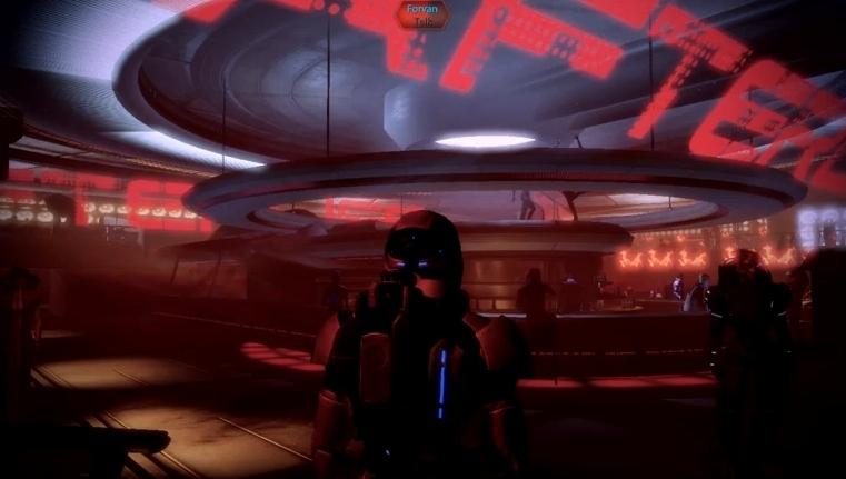 Mass Effect 2 - soutnrack (Omega - Aferlife)