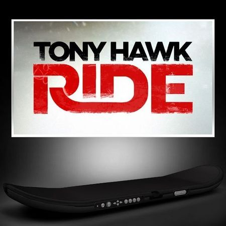 Tony Hawk Ride - trailer