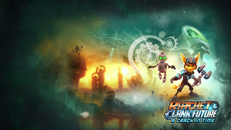 Kody do Ratchet & Clank: A Crack in Time (PS3)