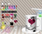 Drinking cup designer