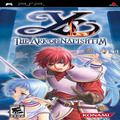 Ys: The Ark of Napishtim (PSP) kody