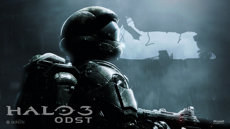 Halo 3 : ODST - gameplay z targów E3