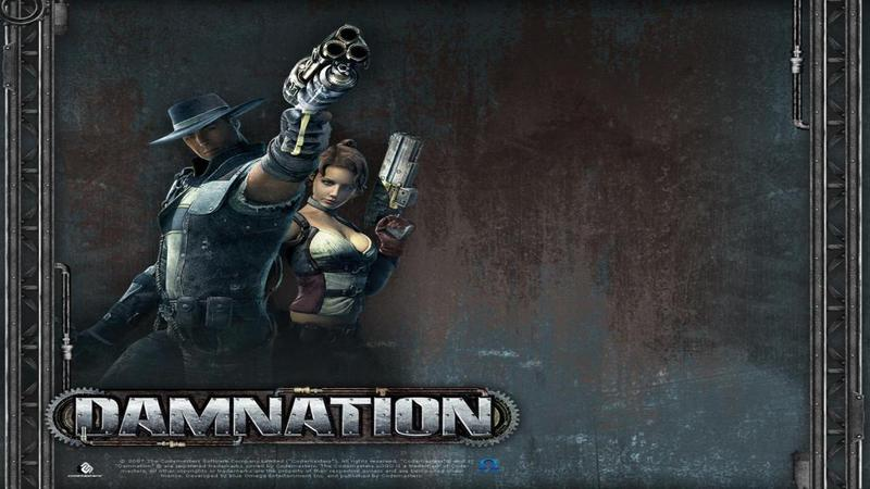 Kody do Damnation (PC)