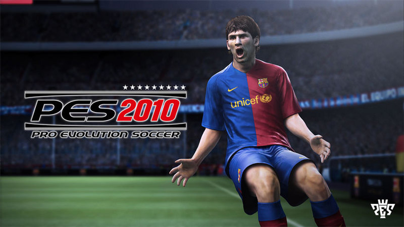 Pro Evolution Soccer 2010 - gameplay (Barcelona vs Liverpool)
